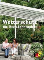 Terrassendach Imageprospekt