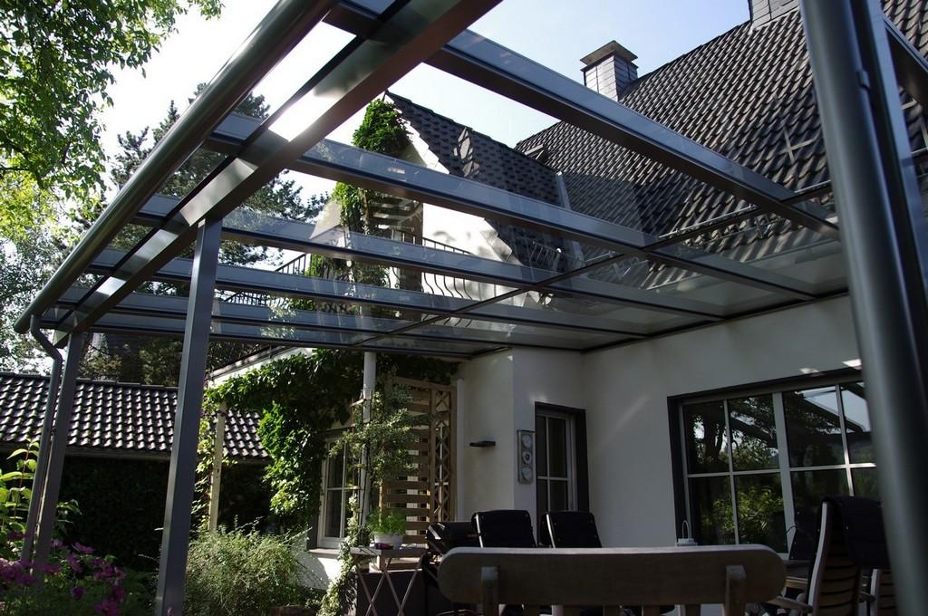 Terrassenuberdachungen Aus Aluminium